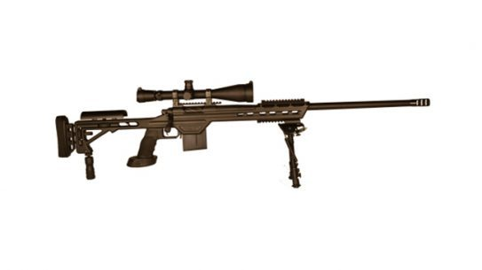 MPA 6.5 mm bolt action rifle