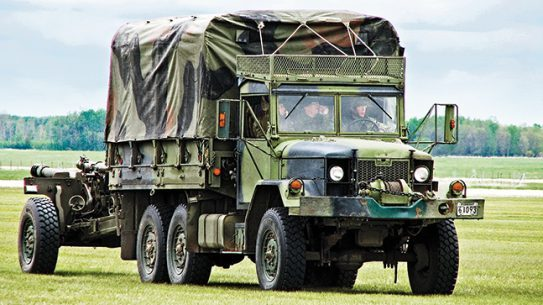 'Deuce and a Half': Multi-Mission M35 Trucks lead