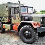 'Deuce and a Half': Multi-Mission M35 Trucks right