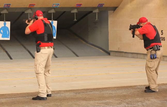 Nassau County Police Pistol Range lead