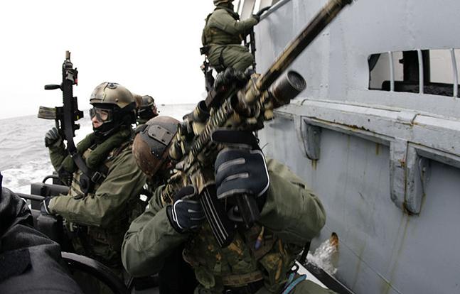 Navy SEALS Coronado move