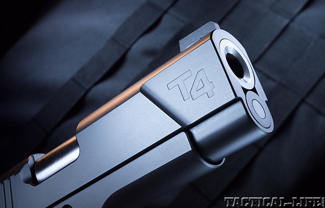 NIGHTHAWK T4 9mm muzzle