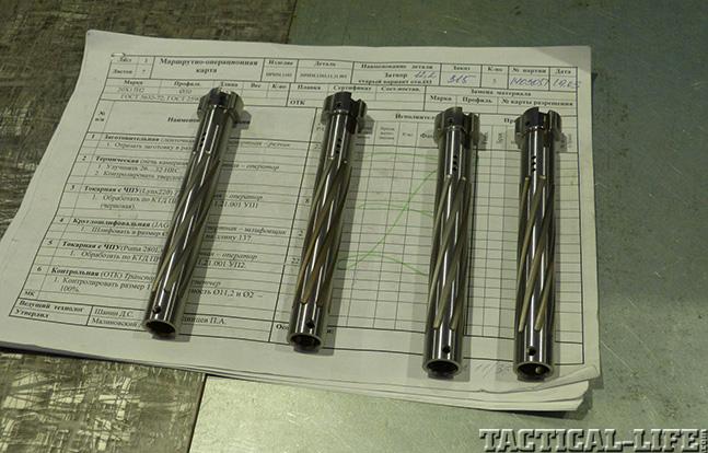 ORSIS bolt bodies