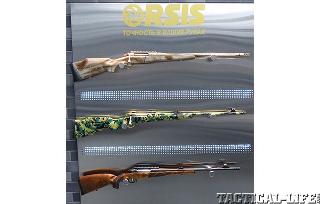 ORSIS hunter rifles