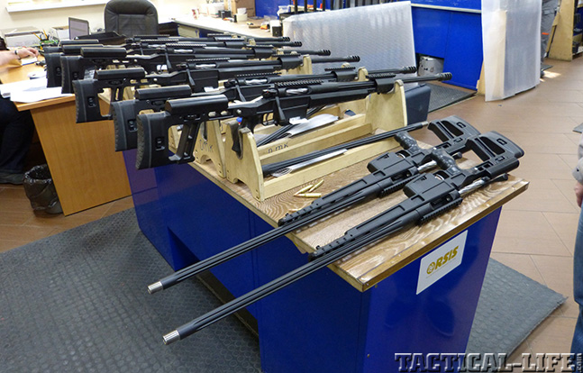 ORSIS T-5000 rifles