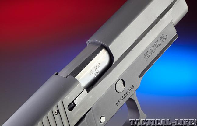 SIG SAUER P227 .45 acp