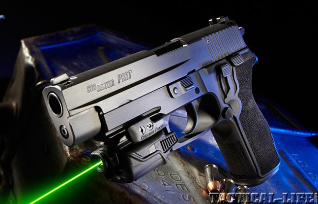 SIG SAUER P227 lead