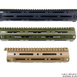 AR Rails And Grips Black Rain preview