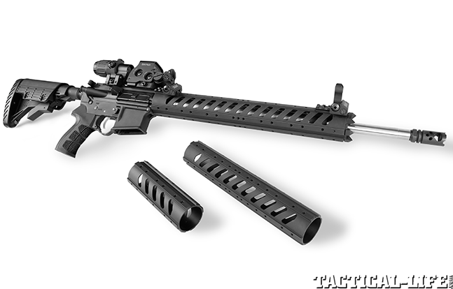 AR Rails And Grips lead preview
