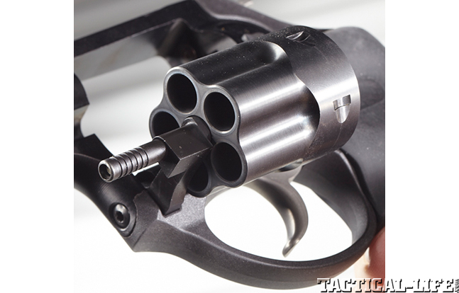 RUGER LCRx chamber