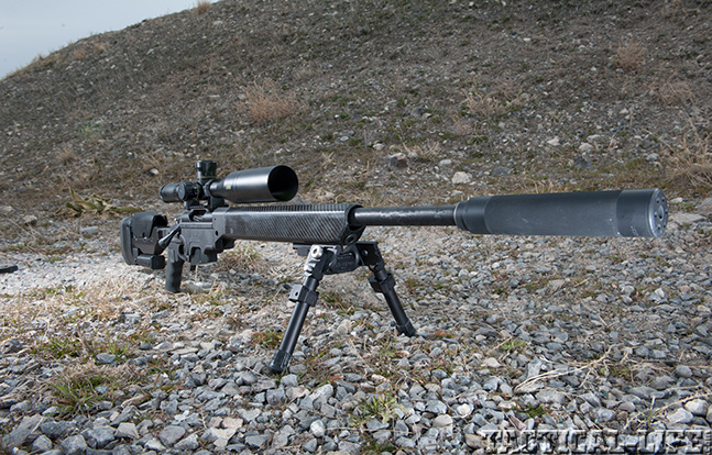 Ashbury Precision Ordnance SABER-FORSST chassis opening