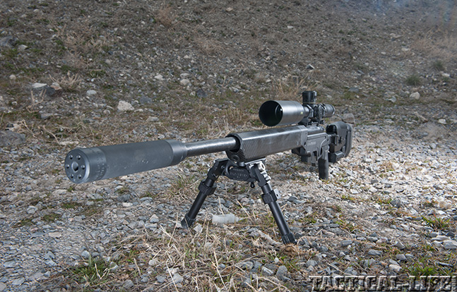 Ashbury Precision Ordnance SABER-FORSST chassis solo beauty