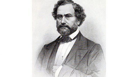 Samuel Colt portrait