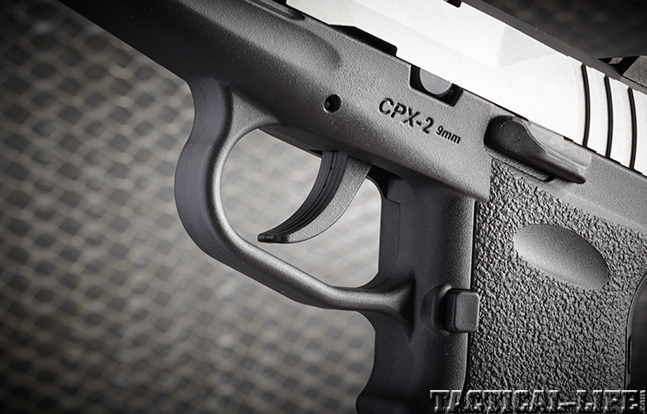 SCCY CPX-2 trigger
