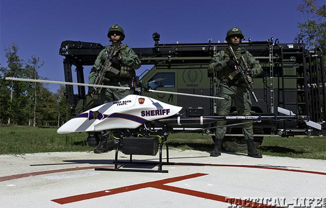 Sheriff UAV SWAT