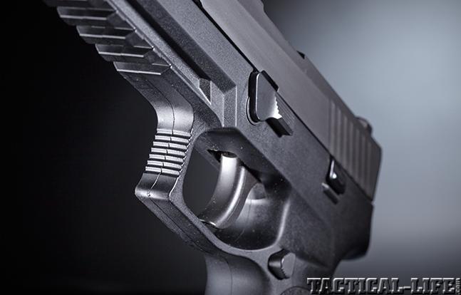 SIG SAUER P320 9mm trigger