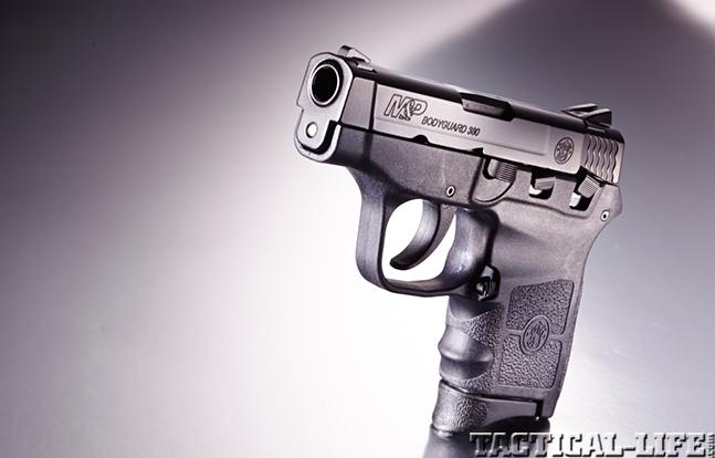 Smith & Wesson M&P Bodyguard 380 finish