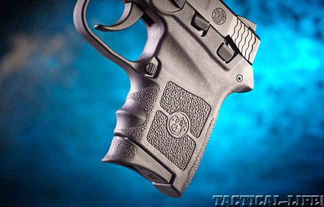 Smith & Wesson M&P Bodyguard 380 grip