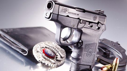 Smith & Wesson M&P Bodyguard 380 size