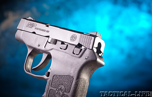 Smith & Wesson M&P Bodyguard 380 system of operation