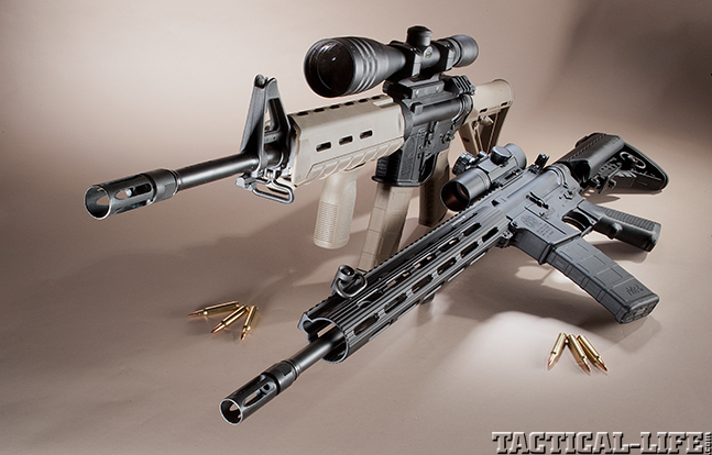 Smith & Wesson M&P rifles