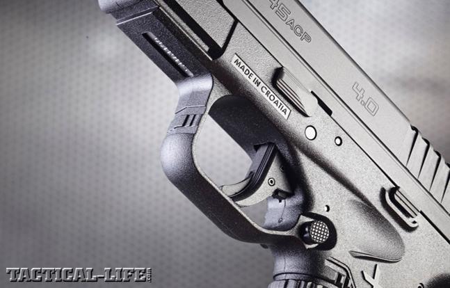 SPRINGFIELD 4.0 XD-S .45 trigger