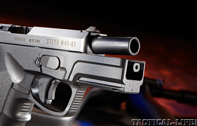 Steyr M40-A1 barrel