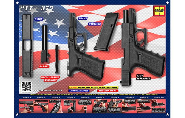 Tactical Atlas america glock