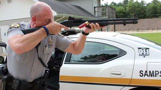 Top Tactical Shotguns officer lead