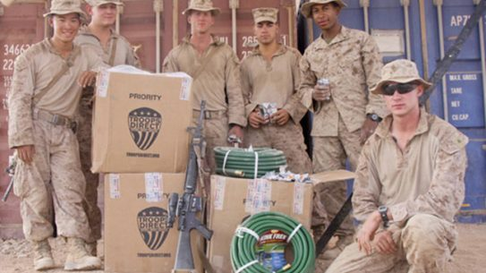 TroopsDirect supplies