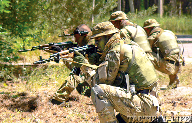 Ukraine Warriors tank gur sf 15