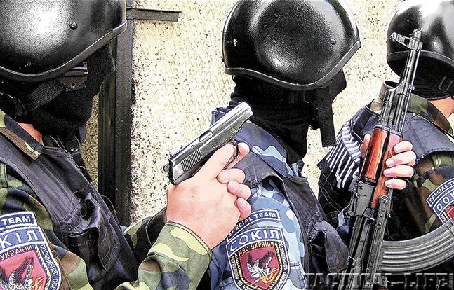 Ukraine Warriors sokol