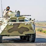 Ukraine Warriors tank