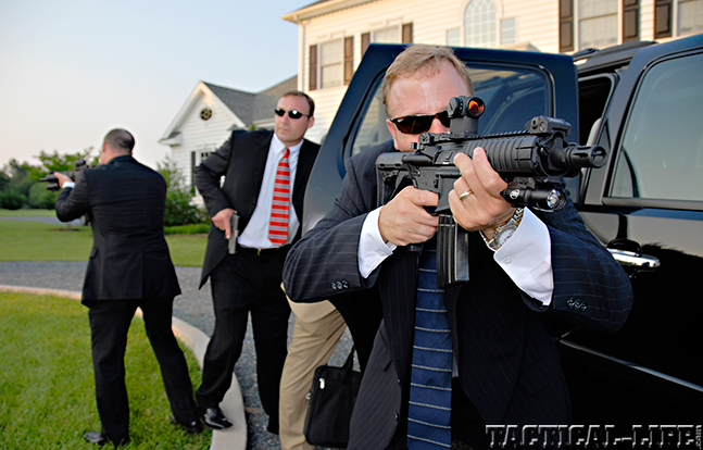 VIP Protection lead