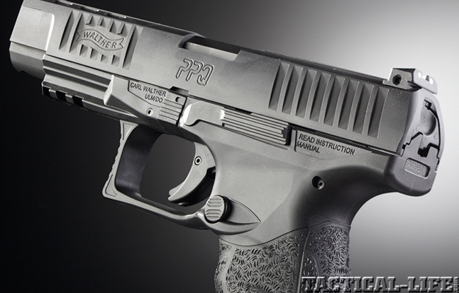 WALTHER PPQ M2 5-INCH side