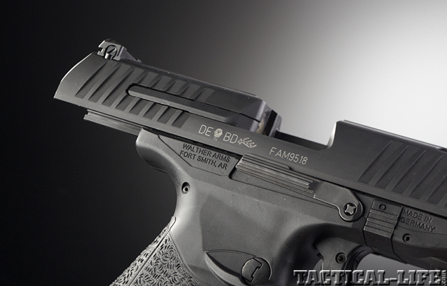 WALTHER PPQ M2 5-INCH slide