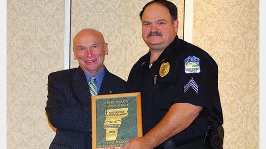 2014 Vermont Law Enforcement Challenge
