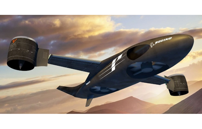 Boeing Phantom Swift X-Plane