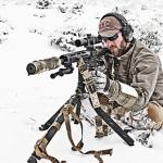 Armageddon Gear Suppressor Mirage Cover tripod