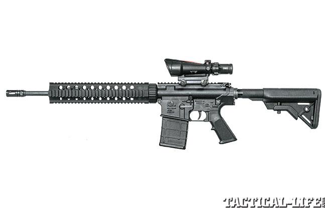 Armalite Defenders A10 scope