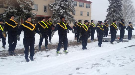 Army Physical Fitness Uniform Alaska