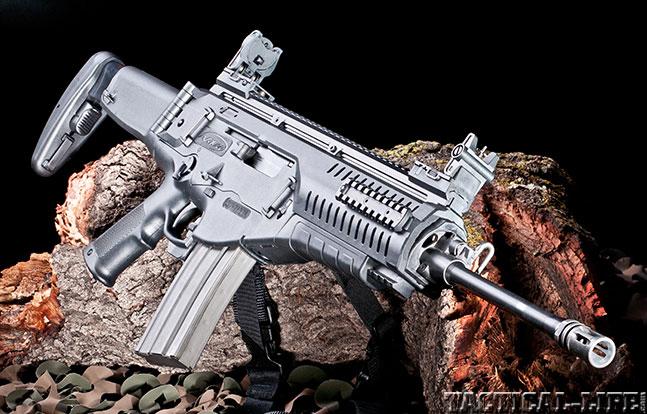 ARX100 Black Guns lead