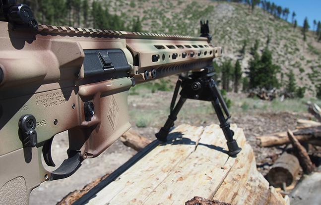 Axelson Tactical AXE Special Purpose Rifle focus