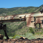 Axelson Tactical AXE Special Purpose Rifle left