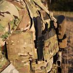 Blue Force Gear Top Bulletproof body armor lead