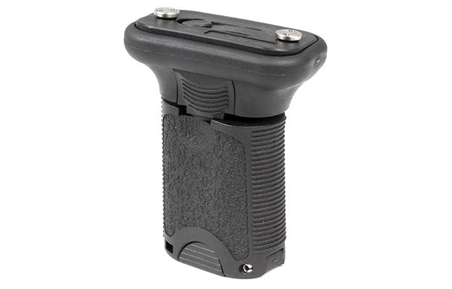 Bravo Short Vertical Grip 25 black