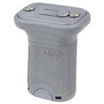 Bravo Short Vertical Grip 25 gray
