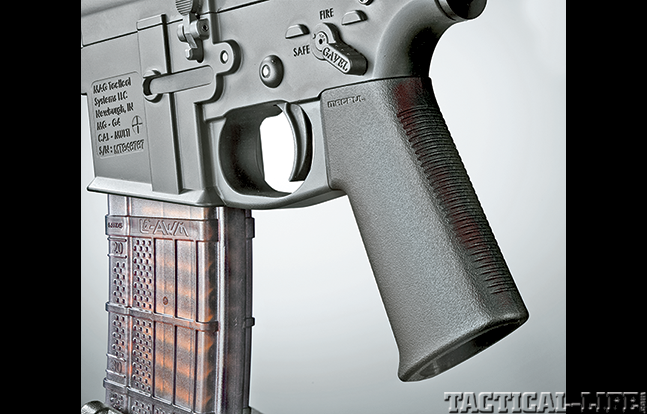 Custom AR BG2015 grip
