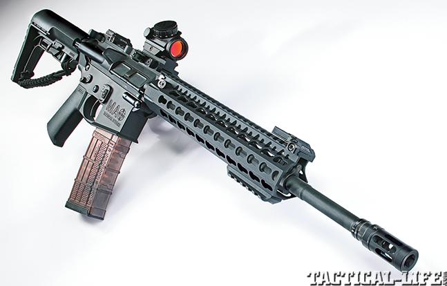 Custom AR BG2015 lead