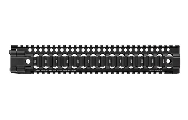 Daniel Defense AR-15 Lite Rail III 25 long